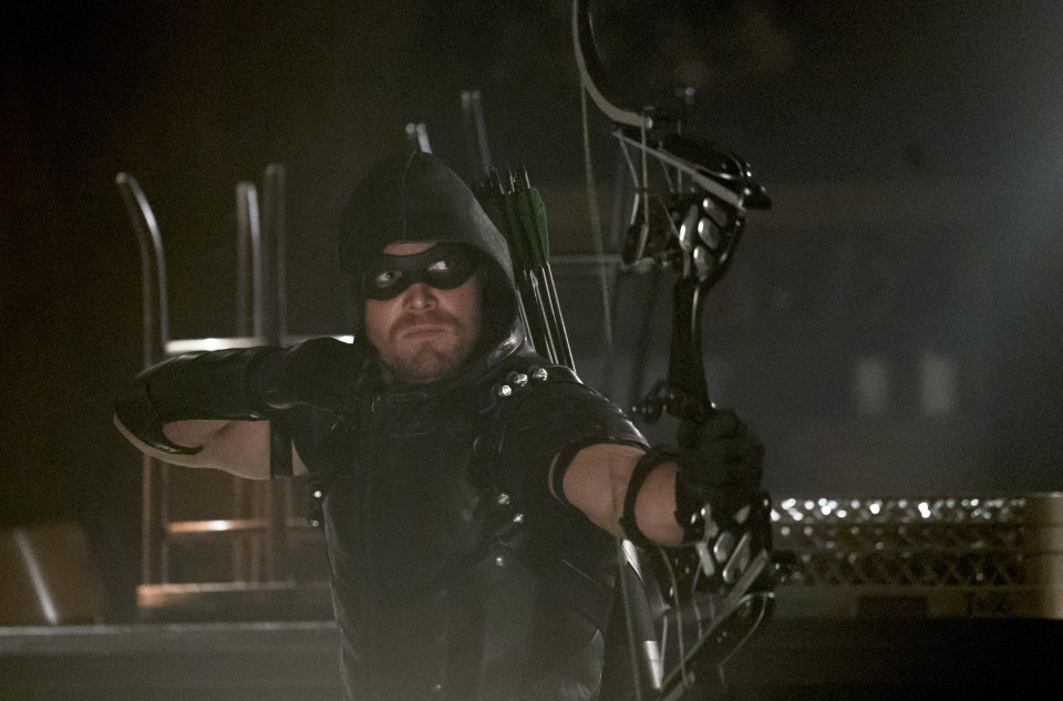 Arrow - Series 04 Episode 02 The Candidate  © Warner Bros. Entertainment, Inc.