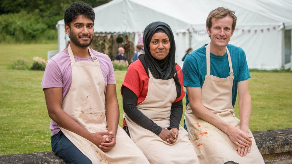 The Great British Bake Off 2015 final