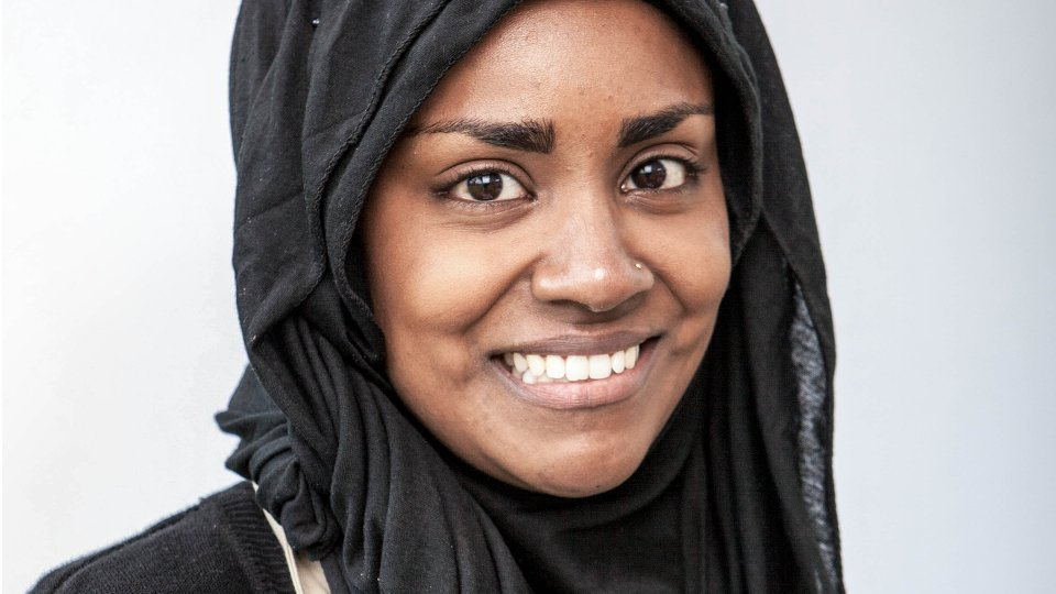 The Great British Bake Off - Nadiya