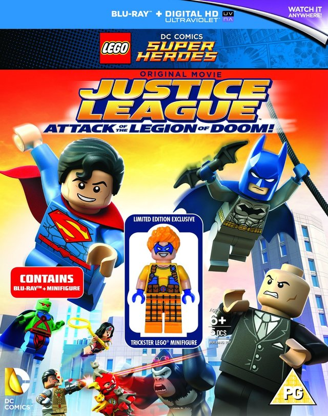 Image Credit: Justice League and all related characters and elements are trademarks of and © DC Comics. © 2015 Warner Bros. Entertainment Inc. LEGO, the LEGO logo, the Brick and Knob configuration and the Minifigure are trademarks of the LEGO Group of Companies. © 2015 The LEGO Group. All rights reserved.