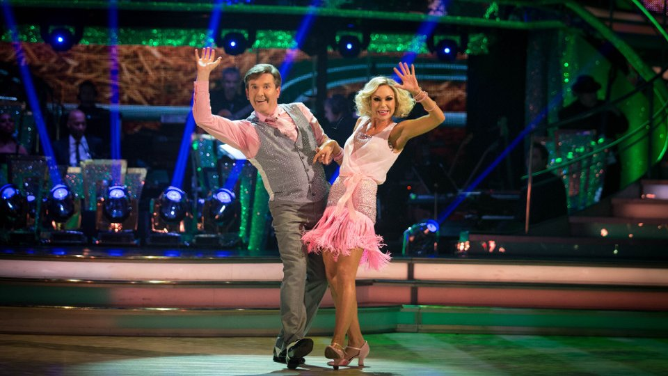 Daniel O'Donnell and Kristina Rihanoff week 2