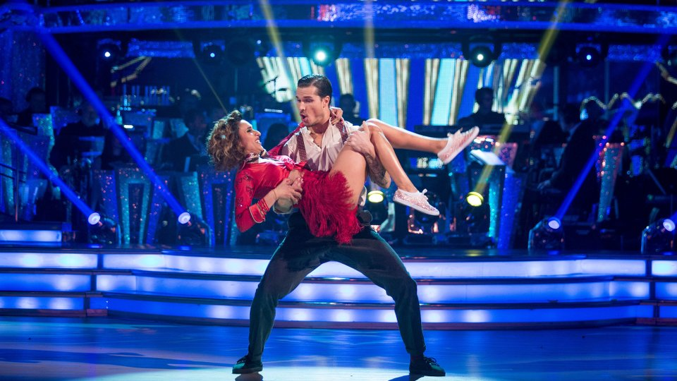 Strictly Come Dancing week 2 - Anita Rani and Gleb Savchenko