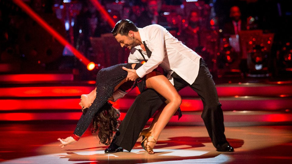 Strictly Come Dancing week 3 - Georgia and Giovanni