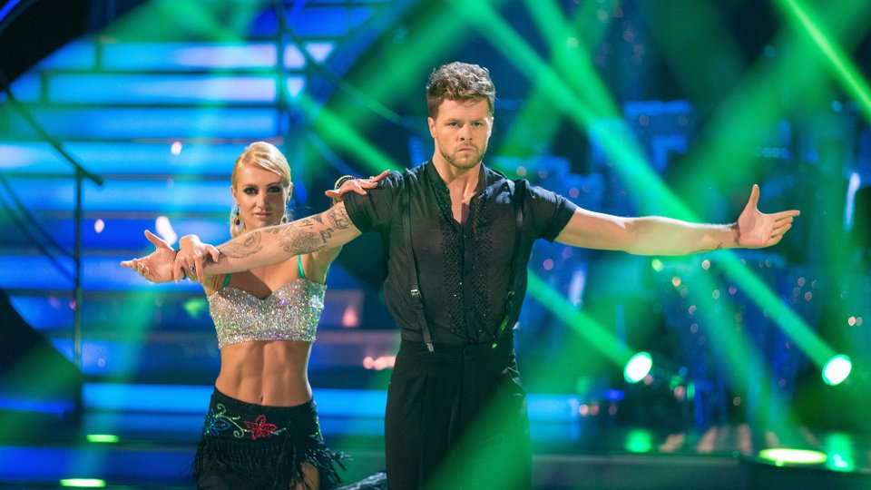 Strictly Come Dancing - Jay and Aliona week 5