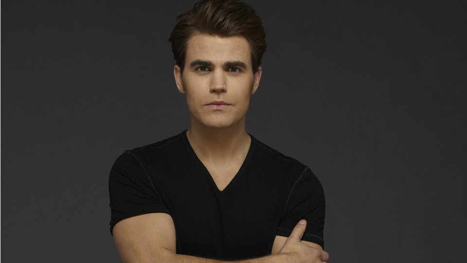 The Vampire Diaries - Paul Wesley