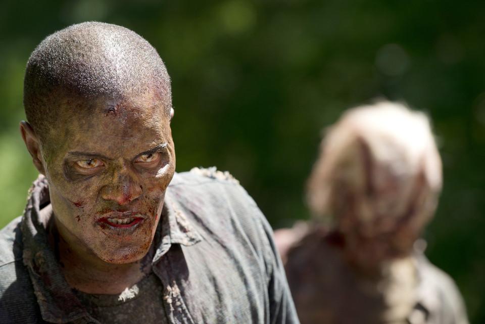Walker - The Walking Dead _ Season 6, Episode 3 - Photo Credit: Gene Page/AMC