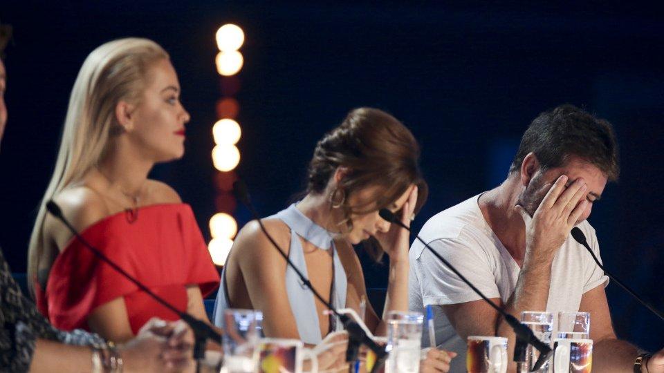 The X Factor 2015 week 12