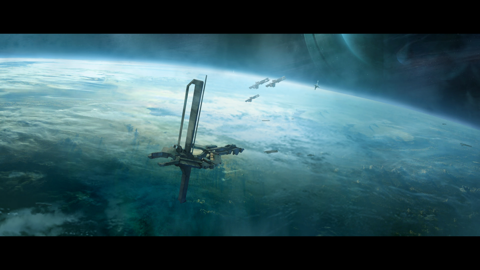Halo The Fall Of Reach Is Coming Entertainment Focus