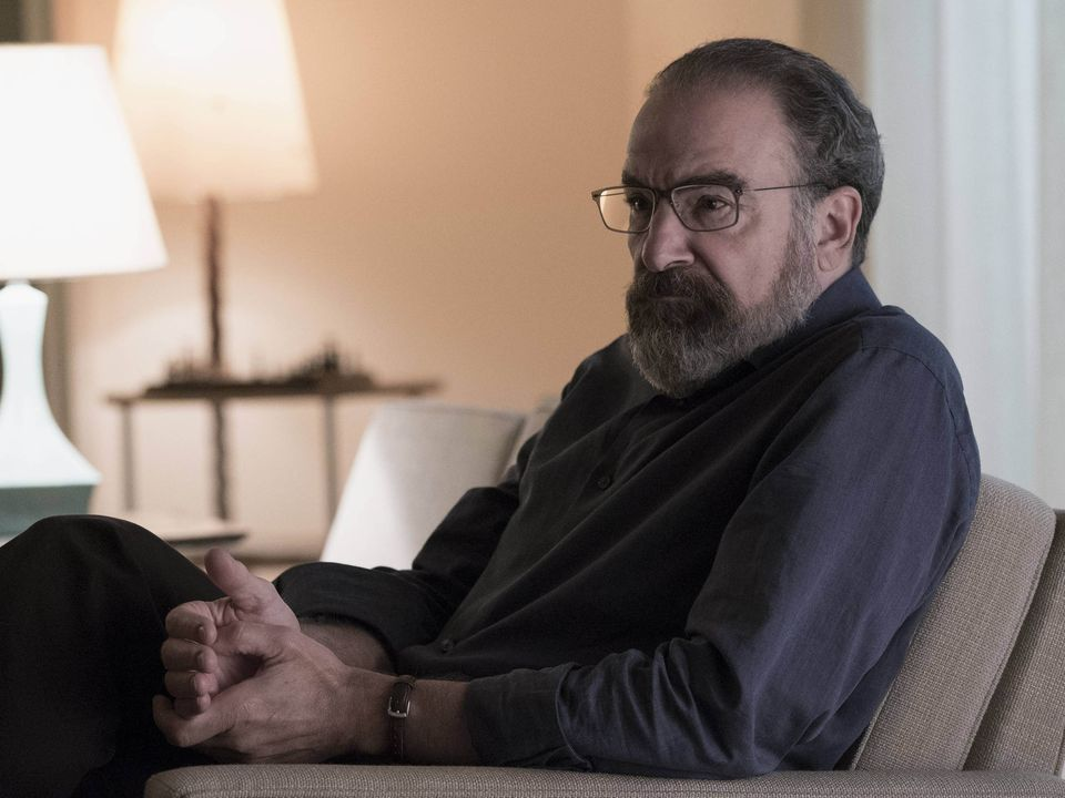 Credit: Stephan Rabold/SHOWTIME - Mandy Patinkin as Saul Berenson in Homeland