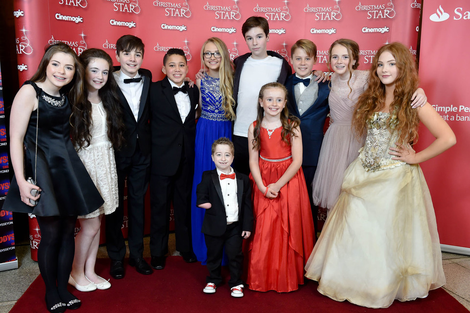 A Christmas Star lights the way for young actors - Entertainment Focus