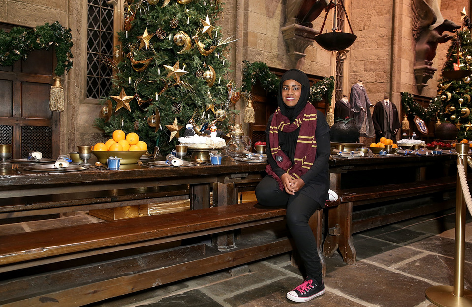 Launch Of Hogwarts In The Snow At Warner Bros. Studio Tour London
