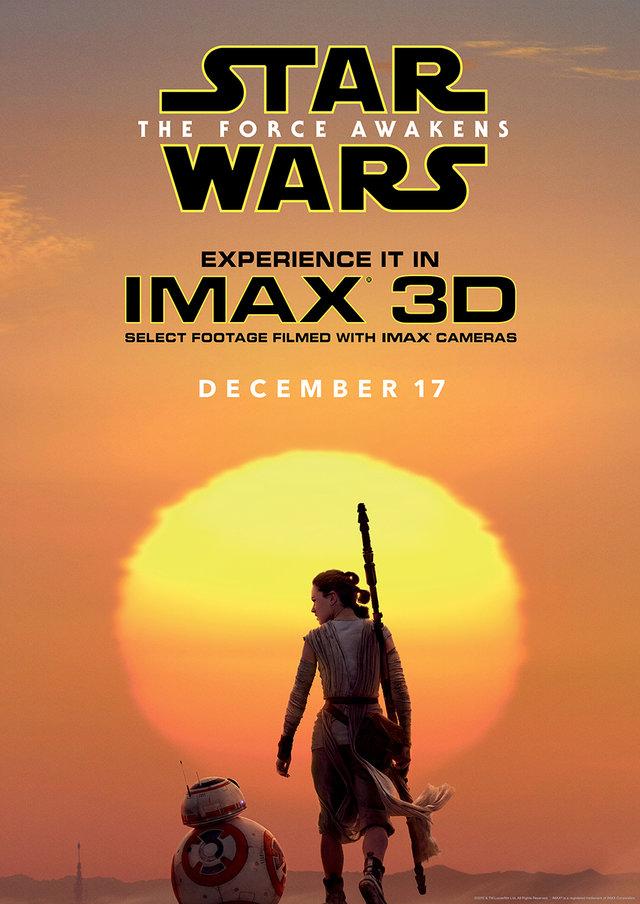 Image Credit: © 2015 Disney/IMAX
