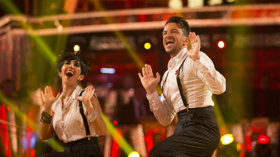 Strictly Come Dancing 2015 week 7