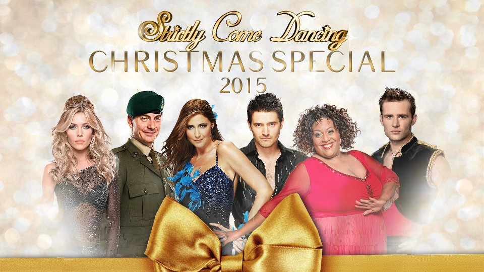 Strictly Come Dancing 2015 Christmas Special