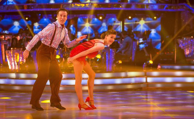 Katie Derham & Anton du Beke