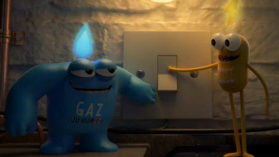 Gaz & Leccy