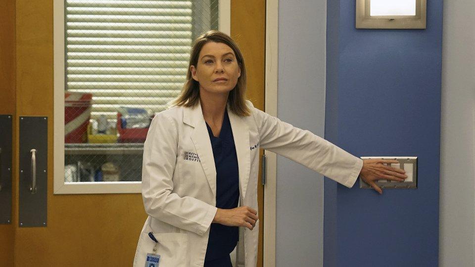 Grey's Anatomy 12x01