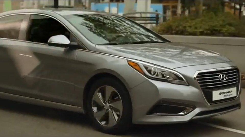 Hyundai Eco Drive