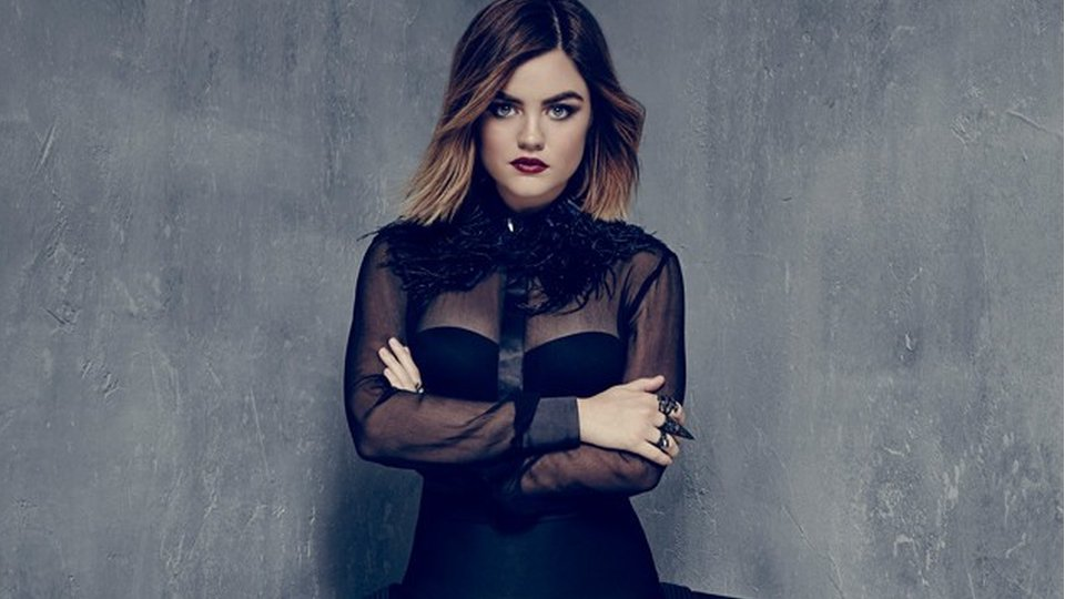 Pretty Little Liars - Aria (Lucy Hale)