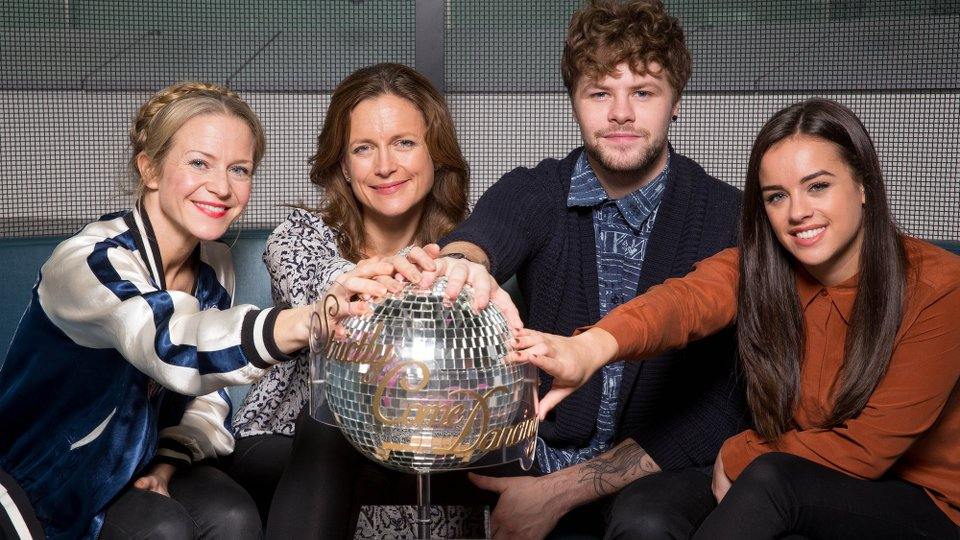 Strictly 2015 finalists