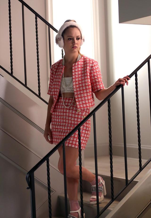 "SCREAM QUEENS: Billie Lourd in the ""Mommie Dearest"" episode of SCREAM QUEENS"