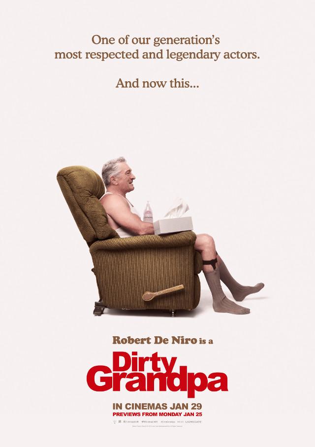 Dirty Grandpa - Robert De Niro