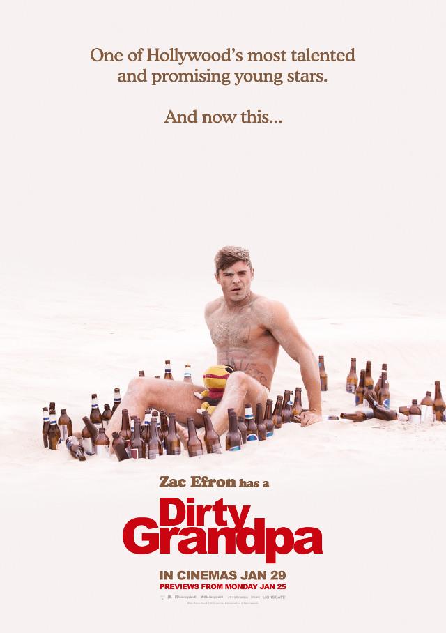 Dirty Grandpa - Zac Efron
