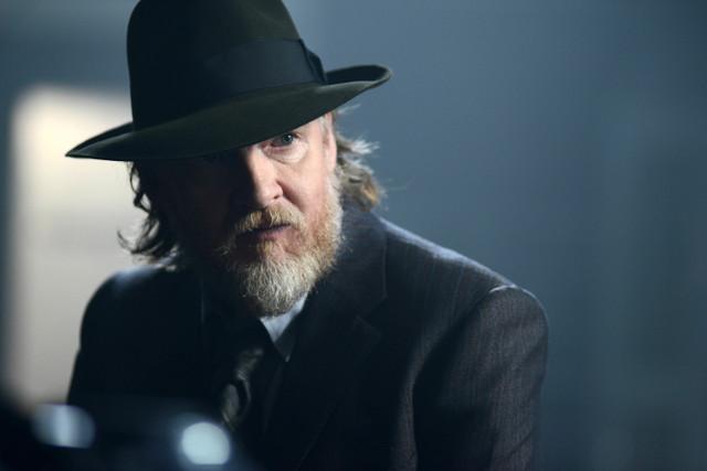 "Donal Logue as Detective Harvey Bullock.Gotham 2, ep. 4 ""Strike Force"""