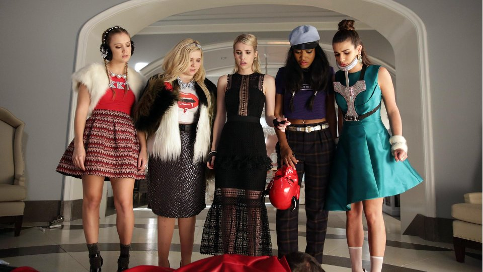 Scream Queens 1x12