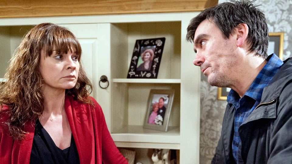 Chas & Cain Dingle, Emmerdale