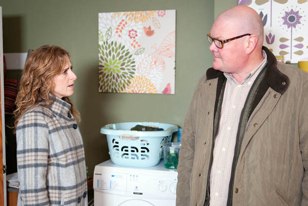 Paddy Kirk & Tess, Emmerdale