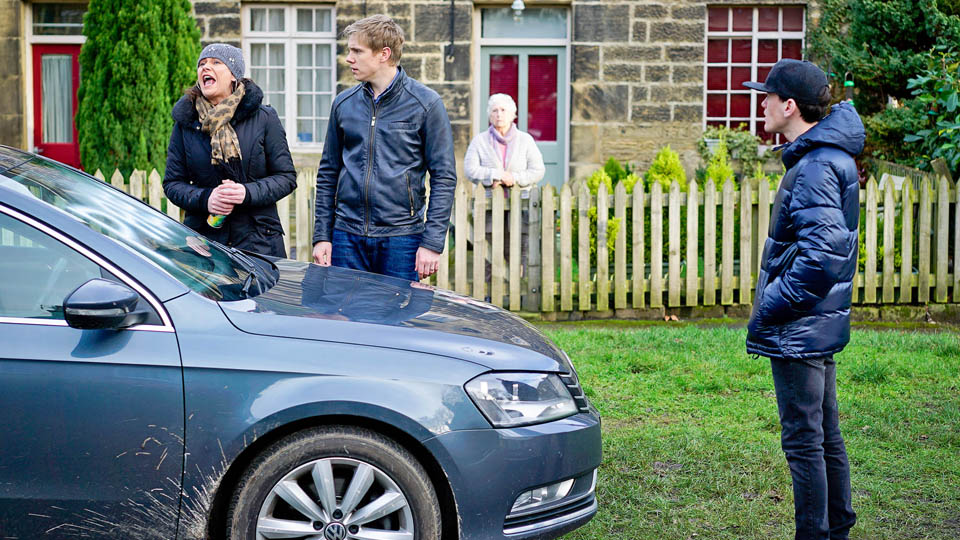 Chas Dingle & Robert Sugden, Emmerdale