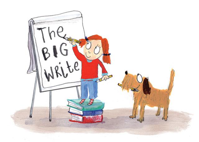 The Big Write