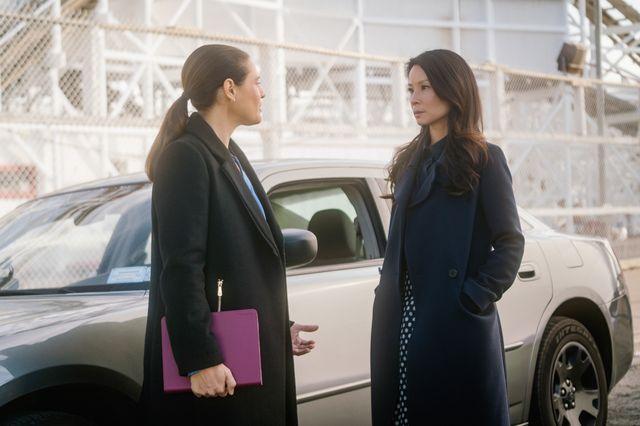 Elementary; Down Where the Dead Delight, Sky, CBS; Sky Living; Episode 10; Season 04