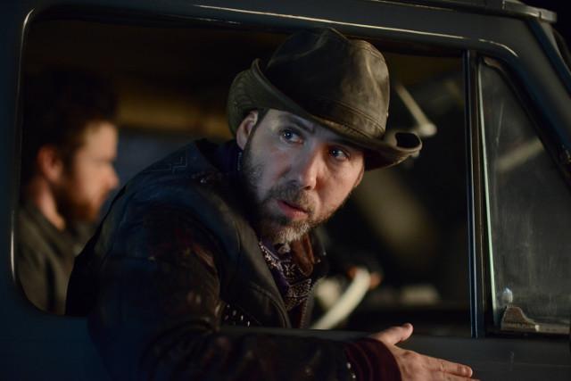 "Leo Fitzpatrick as Johnny.Gotham 2, ep. 5 ""Scarification"""