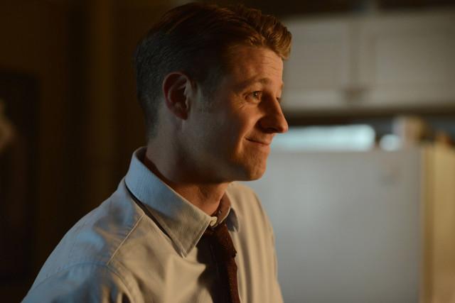 "Ben McKenzie as Detective James Gordon.Gotham 2, ep. 5 ""Scarification"""