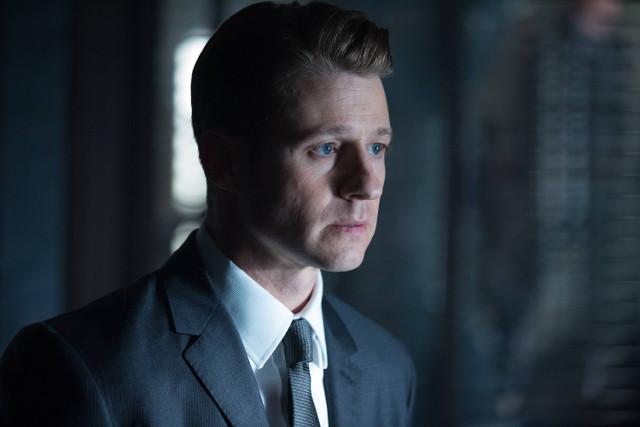 """Ben McKenzie as Detective James Gordon.Gotham 2, ep. 6 """"By Fire"""""""