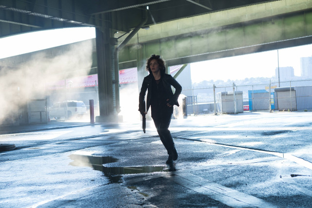 "Camren Bicondova as Selina Kyle.Gotham 2, ep. 6 ""By Fire"""