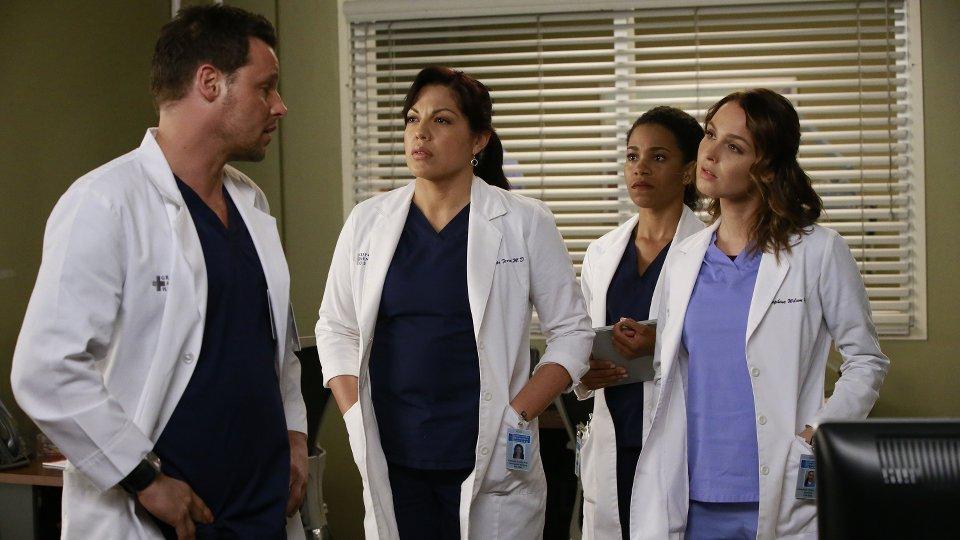 Grey's Anatomy 12x10