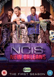 NCIS: New Orleans - The First Season DVD