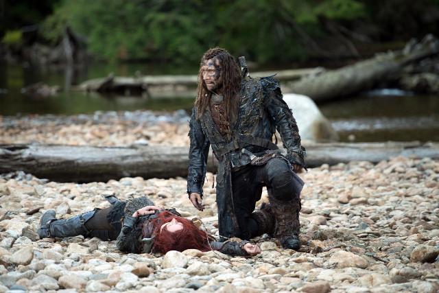 "The 100 Series 3: Episode 2 - ""Wanheda Part 2"""