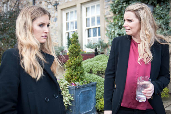 Holly Barton & Charity Dingle, Emmerdale