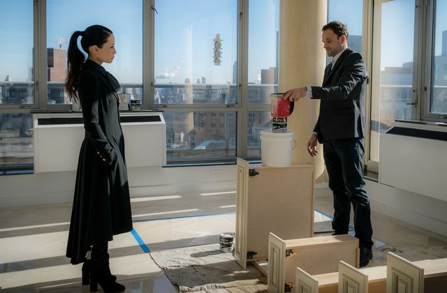 Elementary;Up to Heaven and Down to Hell, Sky, CBS; Sky Living; Episode 15; Season 04