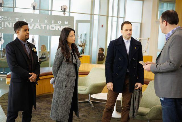 Elementary;Hounded, Sky, CBS; Sky Living; Episode 16; Season 04