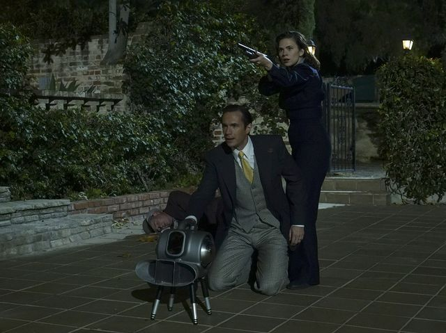Marvel's Agent Carter 2x07