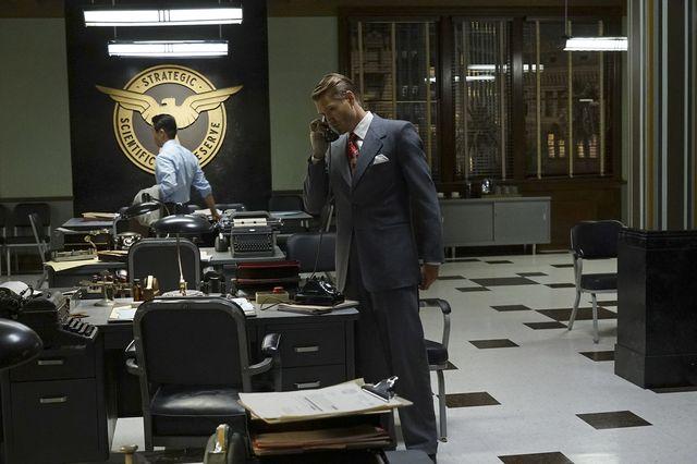 © 2015 Marvel & ABC Studios