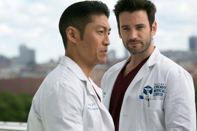 Chicago Med season 1