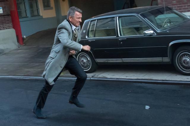 """Sean Pertwee as Alfred Pennyworth.Gotham 2, ep. 10 """"The Son of Gotham"""""""