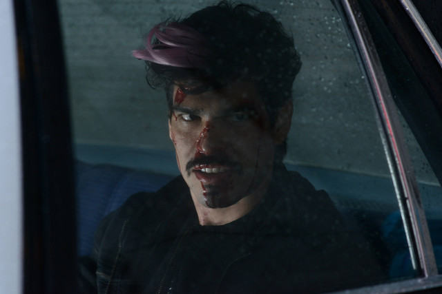 "Raul Castillo as Eduardo Flamingo.Gotham 2, ep. 9 ""A Bitter Pill to Swallow"""