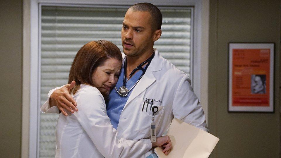 Grey's Anatomy 12x11